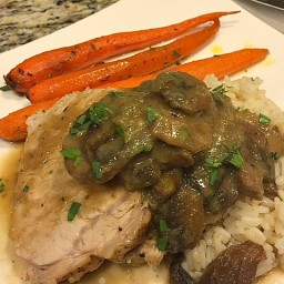 Perfect Pork Tenderloin in the Pressure Cooker