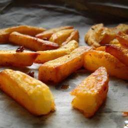 peri peri potato wedges