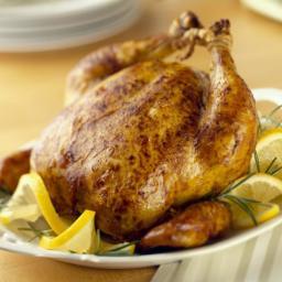 Persian Roast Chicken