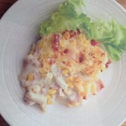 Philadelphia macaroni cheese