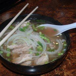 how to make chicken pho ga