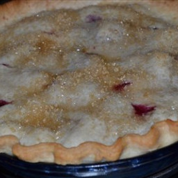 Pie Crust- Never Fails