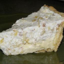 Pineapple Millionaire Pie (Furrs Recipe)