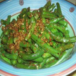 Pistachio Green Beans
