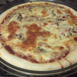 Pizza Dough and Cooking Times