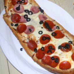 Pizza From The Pantry