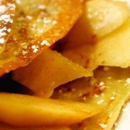 Polish Apple Crepes