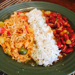 Pollo Guisado (Spanish Stewed Chicken)