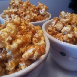 Popcorn: Lazy Caramel Corn