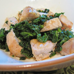 Pork and Greens