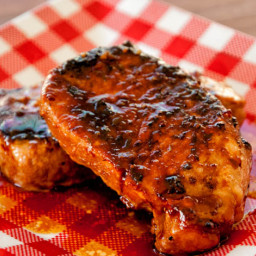 Pork Chop in Sweet Sauce Recipe