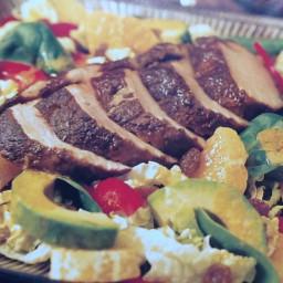 Pork Tenderloin with Balsamic Honey Marinade