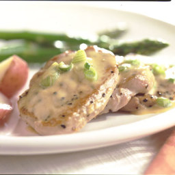 Pork Tenderloin with Dijon Mustard Sauce