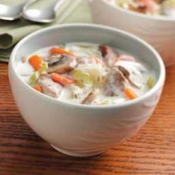 Pork Tenderloin Stew Recipe