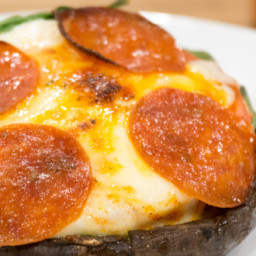 Portobello Pizza