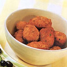 Portuguese Salt Cod Fritters Recipe