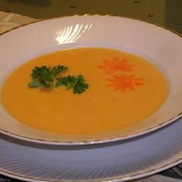 Potage aux carottes (Carrot Soup)
