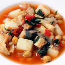 Best bacalao recipes bigoven - Potaje de garbanzos con bacalao ...