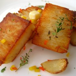 Potato Pave...Thomas Keller