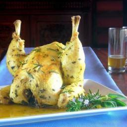 Pressure Cooker Whole Chicken Recipe