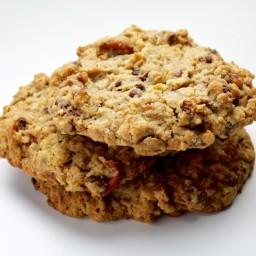 Pretzel Cowboy Cookies