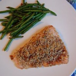 Primal Honey Nut Crusted Salmon