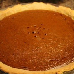 Prize Pumpkin Pie