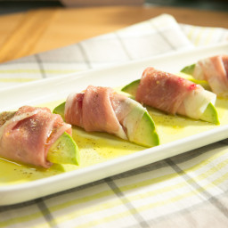 Prosciutto-Wrapped Avocado