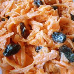 Publix carrot raisin salad