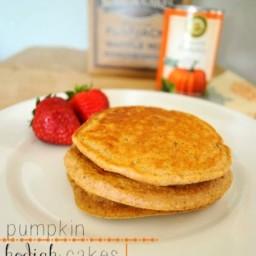 Pumpkin Kodiak Cakes