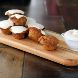 Pumpkin Muffins (LC)