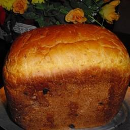 Pumpkin nut Bread (Bread Machine)