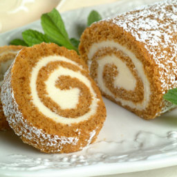 Pumpkin Roll