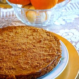 Pumpkin Spice Cheeze-Cake