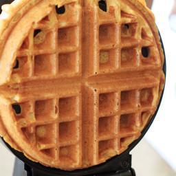 Pumpkin Waffle Recipe