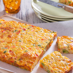 Pumpkin Vegetable Slice