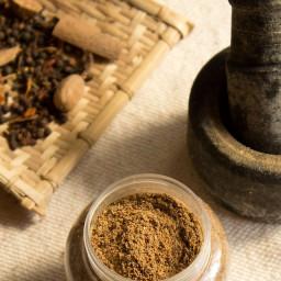 punjabi garam masala powder recipe