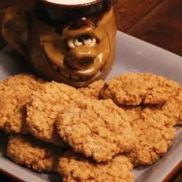 Quakers- Famous Oatmeal Cookies