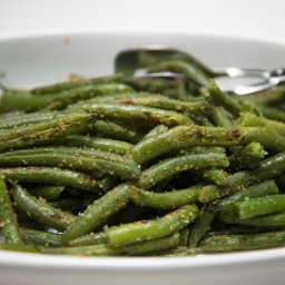 Quick and Easy Green Beens