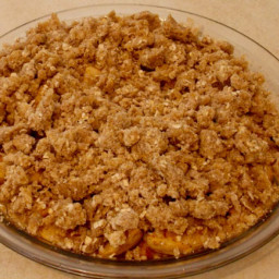 Quick & Easy Apple Crisp Pie