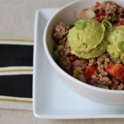 Quick Meal Friday: Easy Mexican Salad