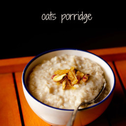quick oats porridge recipe