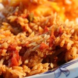 Quick Spanish Rice