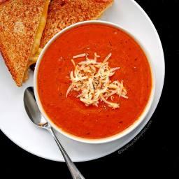 Quick and Easy Tomato Soup Recipe