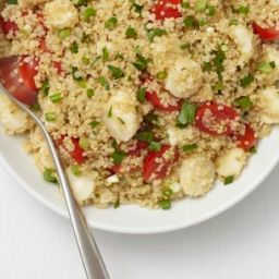 Quinoa Tomato Salad