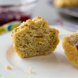 Quinoa and Walnut Muffins
