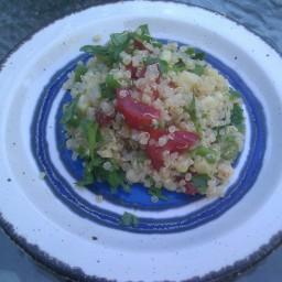Quinoa/Cilantro Tabbouleh