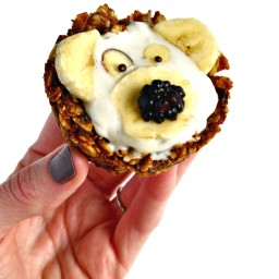 Quinoa Granola Bar Cups