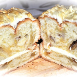 Rainier Cherry Loaf Cake