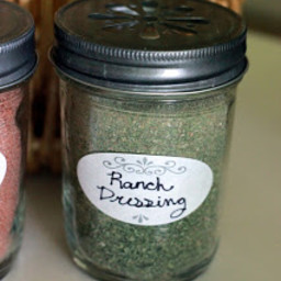 Ranch Dressing (makes 1 cup)